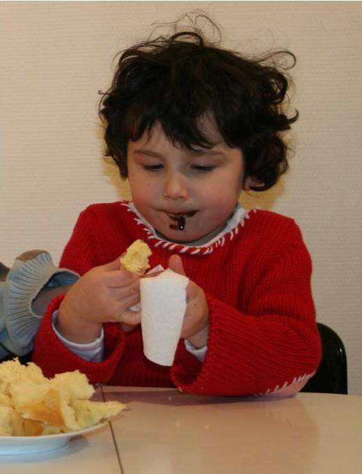 Découverte du goût en maternelle, Institut du Goût
